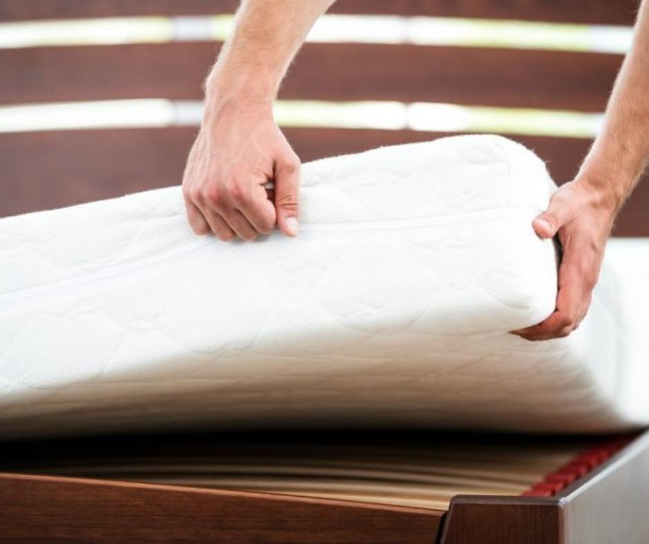 cambiar colchón - fisioterapia - david marcos