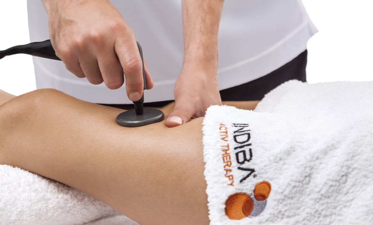 indiba - tratamiento - fisioterapia - clinica david marcos