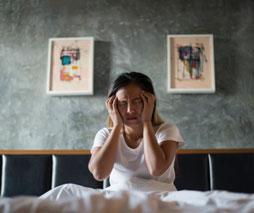 Migraña - Síntomas y factores