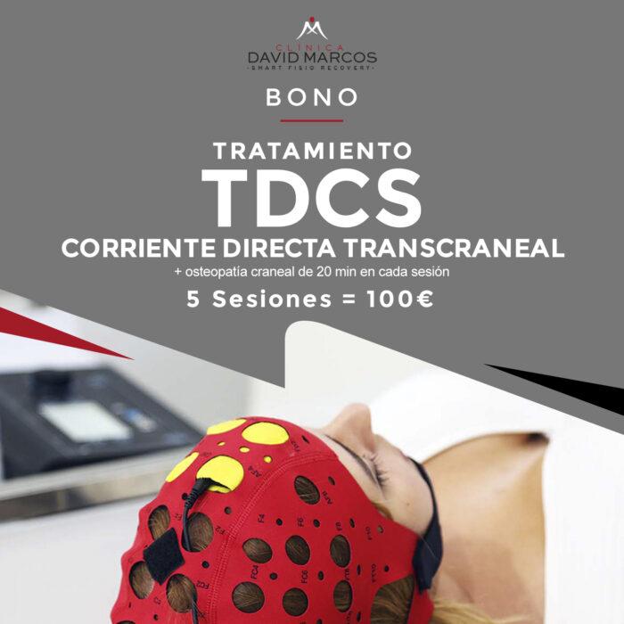 Bono 5 sesiones - Tratamiento TDCS