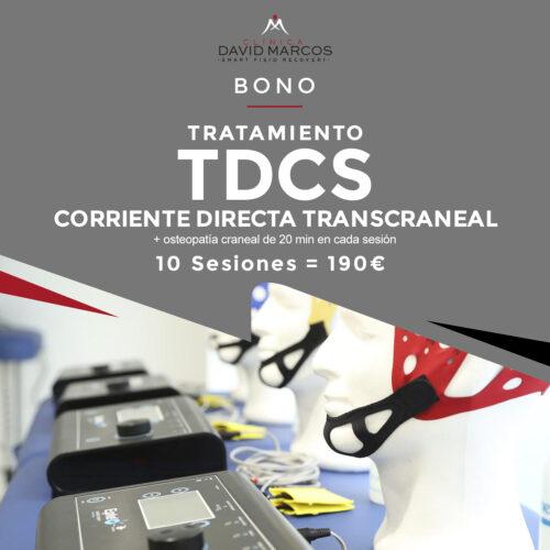 Bono 10 sesiones - Tratamiento TDCS