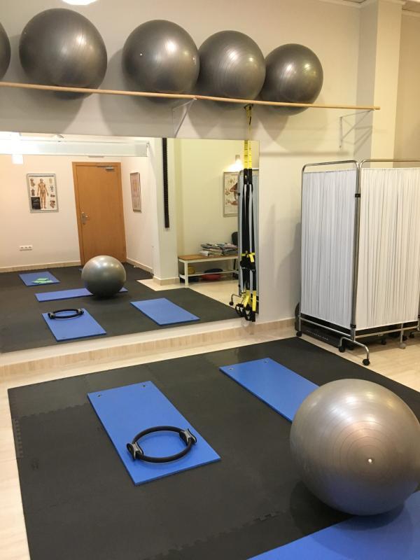 Clínica David Marcos- Pilates