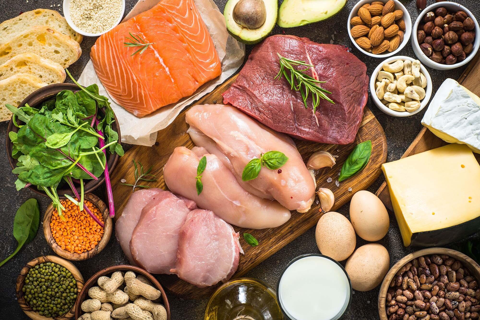 alimentación saludable - nutrición - fisioterapia - clínica David Marcos